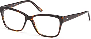 6d6b613ef4 DALIX Womens Glasses Frames Tortoise Prescription Eyeglasses Rxable  54-17-142