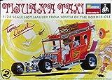 tom daniels model kits - Monogram 1:24 Tom Daniel Tijuana Taxi Plastic Model Kit #85-4261
