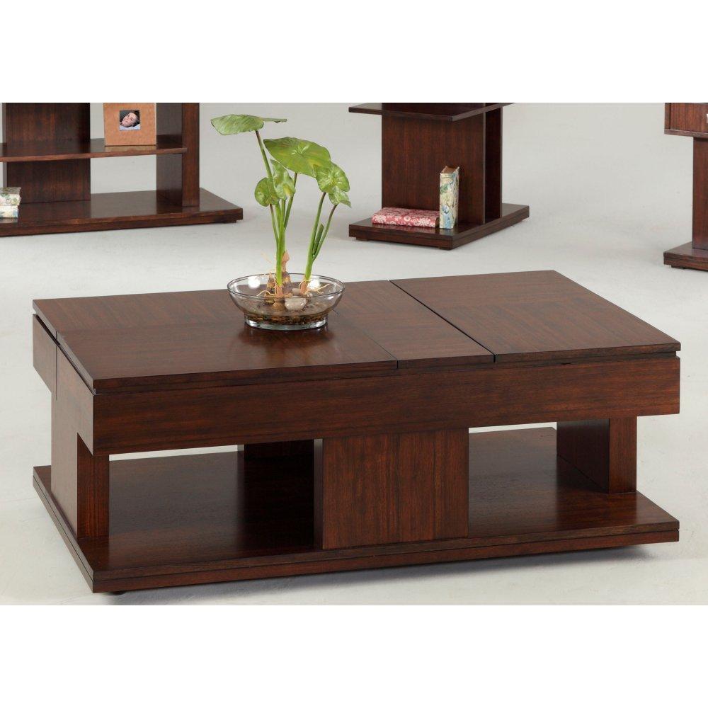 Amazon.com: Progressive Furniture Le Mans Cocktail Table: Kitchen U0026 Dining