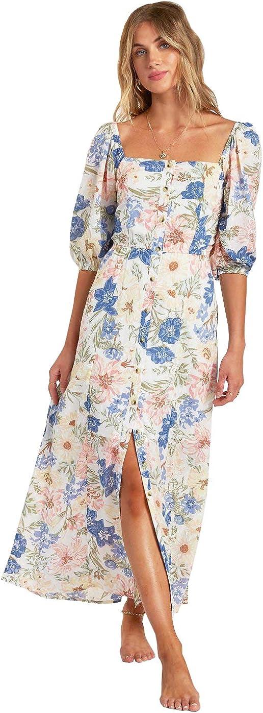 Billabong Raleigh free Mall Women's Dreamer Maxi Dress