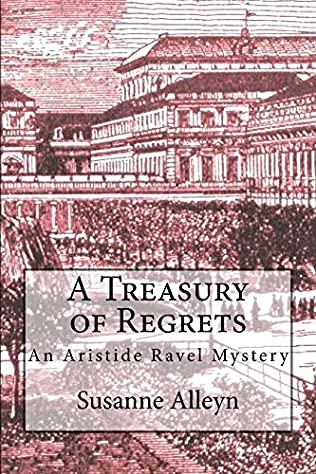 book cover of A Treasury of Regrets