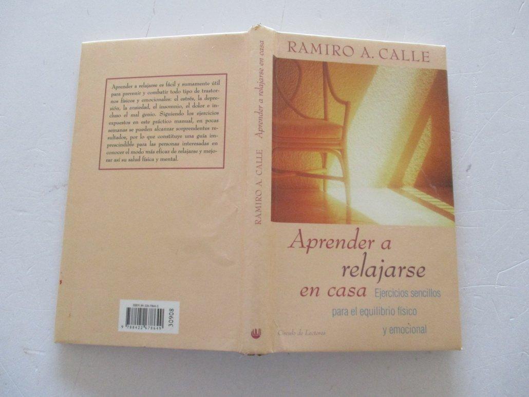 APRENDER A RELAJARSE EN CASA. EJERCICIOS SENCILLOS PARA EL ...