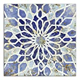 Moroccan Mosaic 36x36 Canvas Wall Art