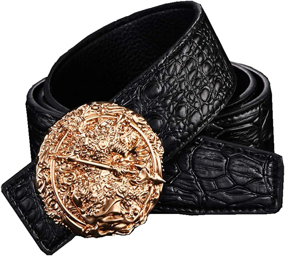 Belts MenS Belt Fashionable Personality Business Leisure Trendy Simple Belt