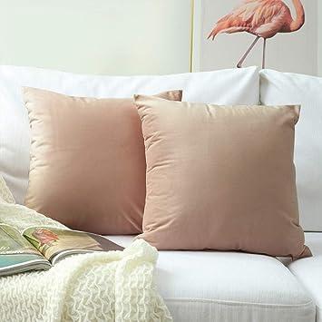 Amazon.com: StangH - Juego de fundas de almohada de ...