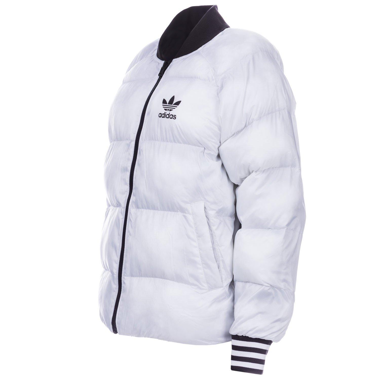 adidas Originals Veste Réversible SST BlancNoir Femme