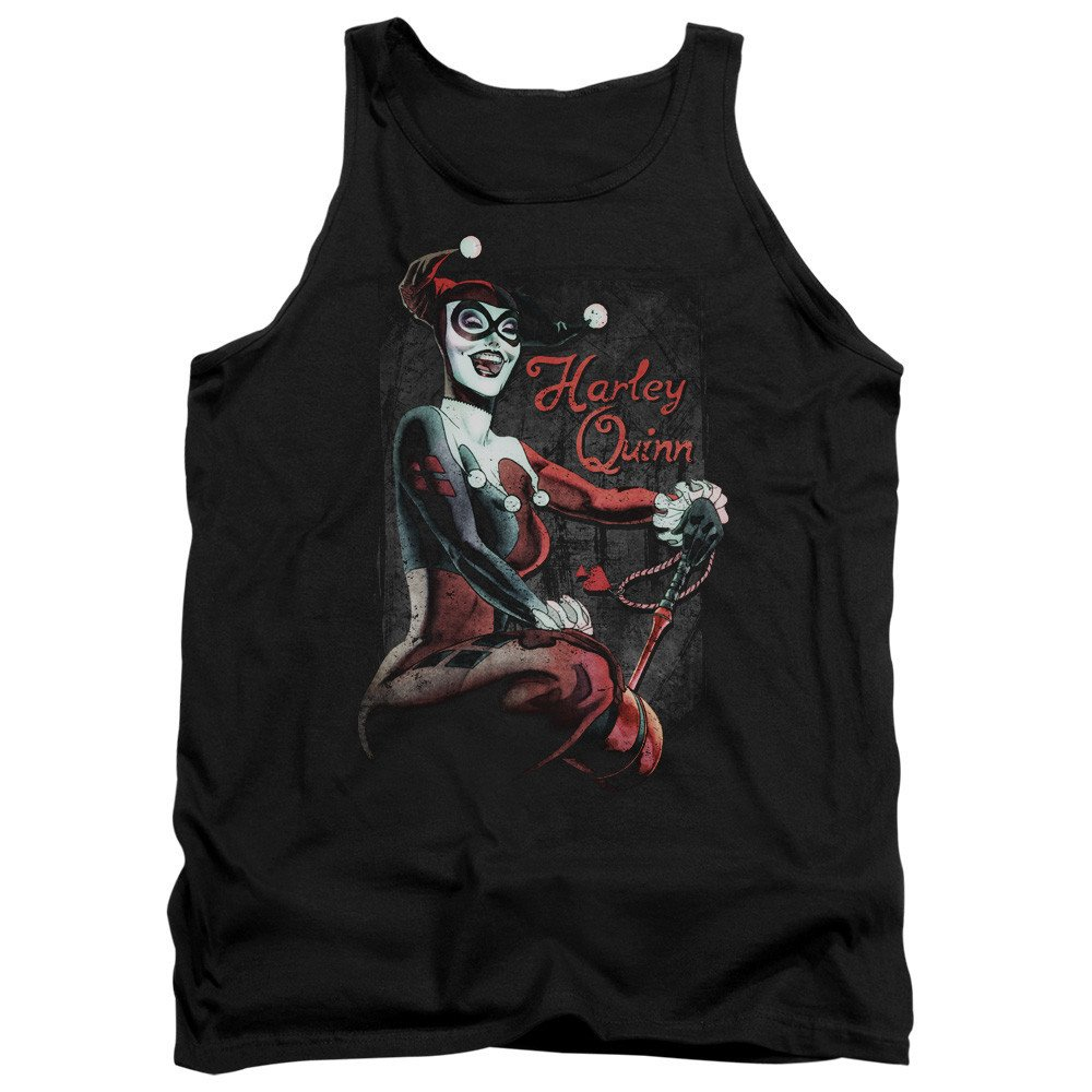 Batman Laugh It Up Adult Tank Top