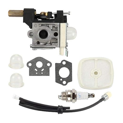 Tubayia - Kit de carburador para cortacésped Echo GT230 GT231 ...