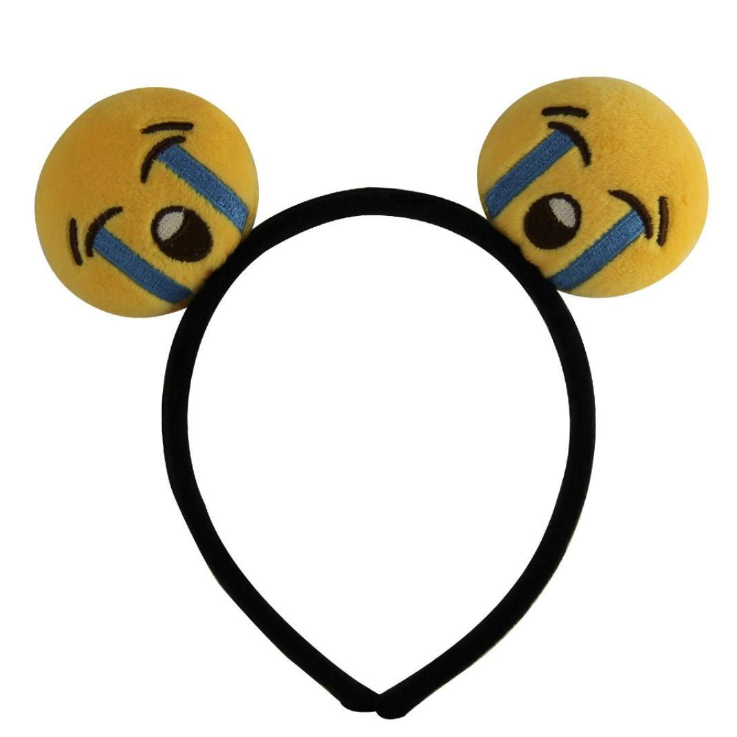 Amazon Emoji Hair Band Creazy Girls Cute Hair Bands With