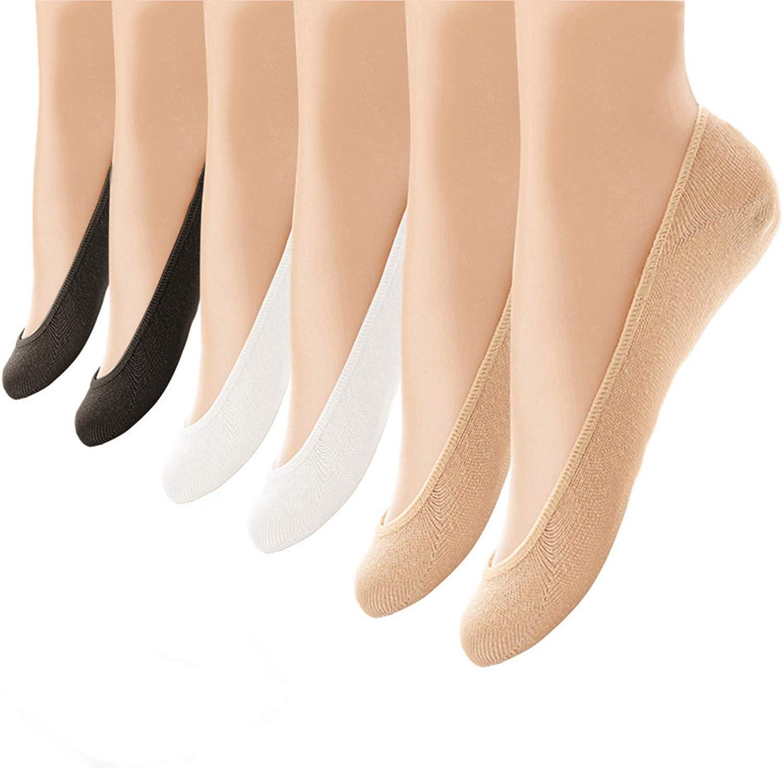 HANES MENS WHITE COMFORT CUSHIONED NO SHOW SOCKS EXTRA DURABLE SOLES 6 PAIRS NIP