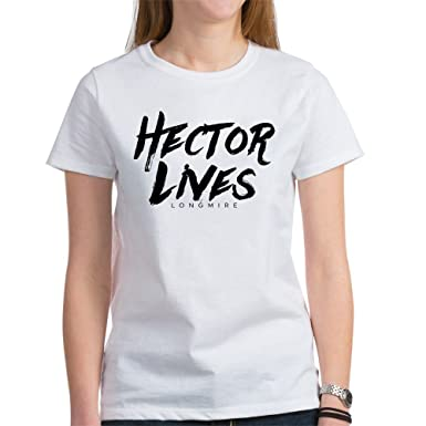 Hector Vive Longmire T-shirt p94x6Aw