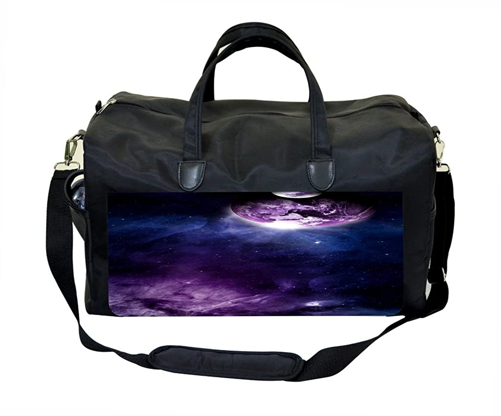 Colorful Space Print Therapist Bag