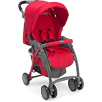 Chicco Simplicity Plus Stroller (Red)