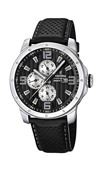 3329255f30f1 Festina Sport Multifunktion F16585 9 - Reloj analógico de Cuarzo para Hombre