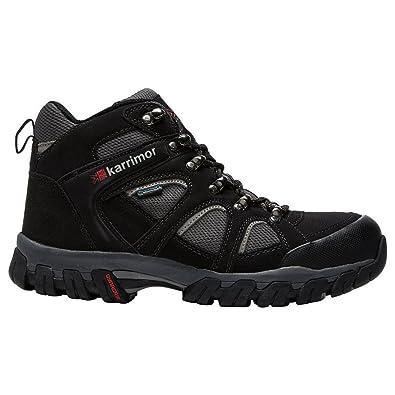 Bodmin IV Weathertite, Mens Low Rise Hiking Shoes, Grey (Black Sea), 11 UK (45 EU)Karrimor