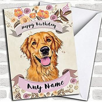 Amazon.com : Smiling Golden Retriever - Avanti Funny Dog
