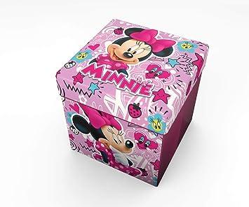 Star Disney Minnie Art. Code- 54669 - Puf con cojín Impreso ...