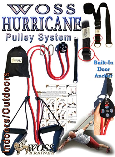 WOSS-Hurricane-Pulley-Trainer-Made-in-USA-12in-System