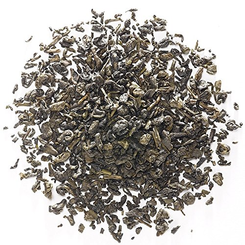 Gunpowder Green Tea from China - Chinese Temple of heaven Tea - Loose Leaf Pellet Tea - Zhu Cha or Zhucha 100g 3.5 Ounce (Gunpowder Imperial)