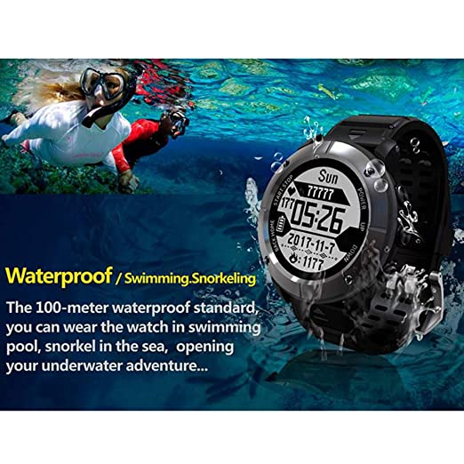 Sunlera Smart Watch GPS Fitness Tracker Smartwatch Golf Outdoor ...