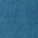 blue velvet upholstery fabric - Eroica Milano Velvet Ocean Blue, Blue