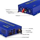 XYZ INVT Pure Sine Wave Power Inverter 3500W