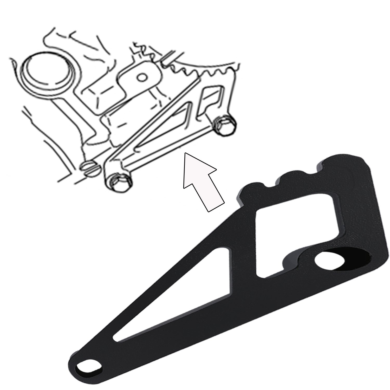 Yoursme Cam Phaser Locking Holding Tool For Engine Ford
