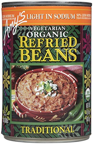 Amy's Organic Refried Beans - 15.4 OZ