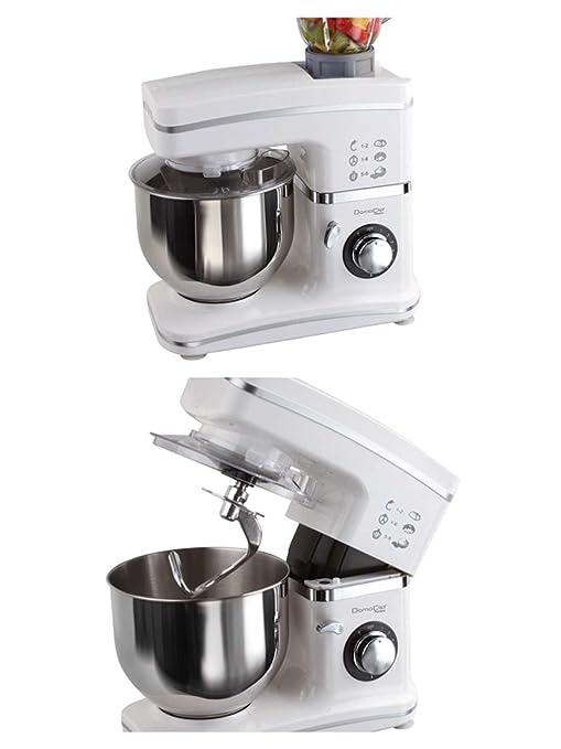 Multi Robot de cocina con batidora 1,5 L de cristal y acero ...