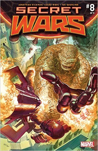 Secret Wars #8 (Of 9) (Best Secret Wars Comics)