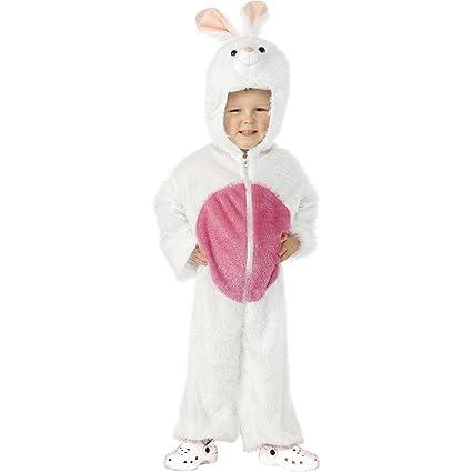 NET TOYS Traje de Conejo para niños Disfraz Animal Vestuario ...