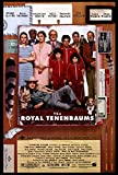 The Royal Tenenbaums POSTER Movie (27 x 40 Inches - 69cm x 102cm) (2001)