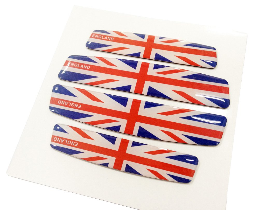 Dian Bin- The Union Jack British Flag Vehicle Car Side Door Edge Protection Tirm Guard Sticker