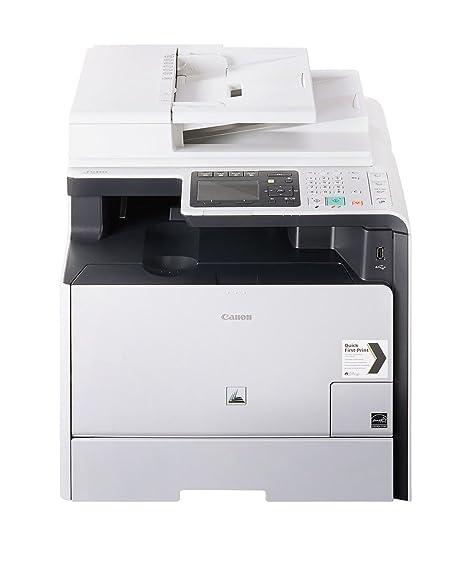 Canon i-SENSYS MF8280Cw - Impresora multifunción láser (B/N 14.0 PPM, Color 14.0 PPM, WiFi)