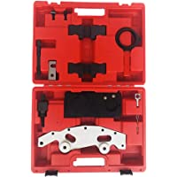 SUNROAD 12pc Master Camshaft Alignment Timing Tool for BMW M52 M54 M56 M52TU 6 Cylinder Single