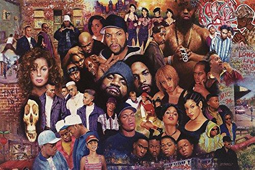 Icon Poster - buyartforless Canvas