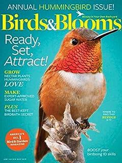 Birds and bloom magazine contest