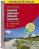 Denmark Marco Polo Road Atlas