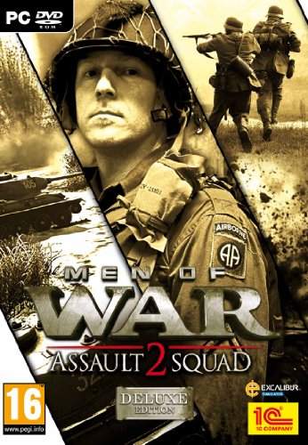 Assault Pc Dvd - Men of War Assault Squad 2 [Deluxe Edition] (PC DVD) (UK Import)