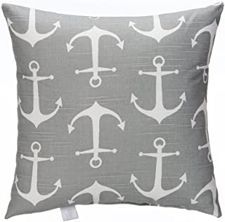 product image for Glenna Jean Little Sail Boat Pillow, Anchor