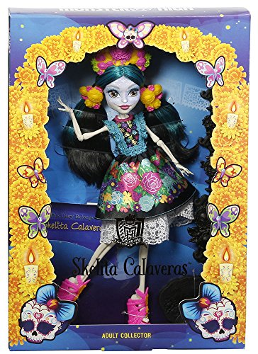 Monster High Skelita Calaveras Collector Doll [Amazon Exclusive]