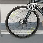 VGEBY Varilla Reflectante de Radio de Llanta para Bici Reflector de Tubo para Rayo de Bicicleta Paquete de 24Pcs
