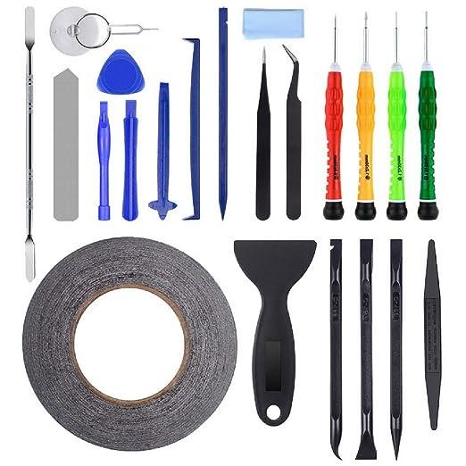 14 opinioni per AUTOPkio 23 in 1 corredo di riparazione Tool Set per iPhone, smartphone,