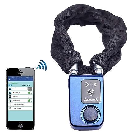 Amazon.com: Solebe - Candado inteligente Bluetooth para ...