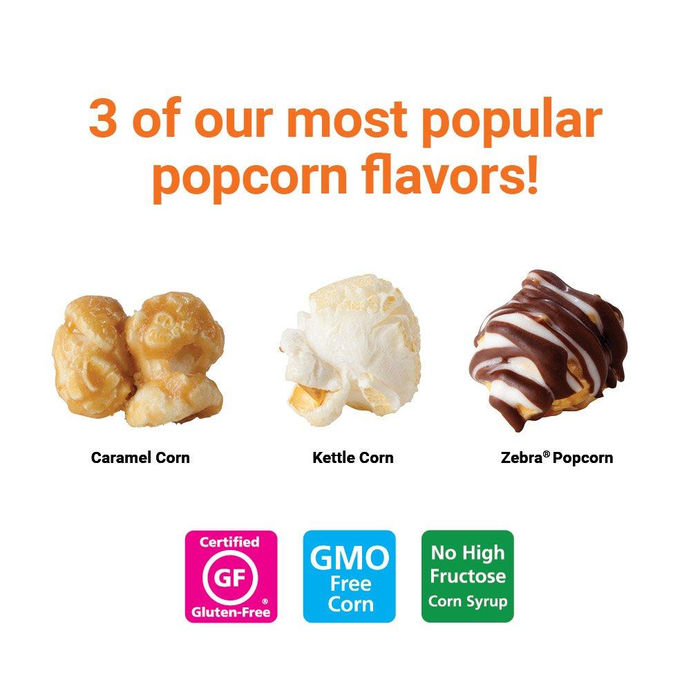 Popcornopolis Gourmet Popcorn 2 Gallon Tin - Premium by Popcornopolis (Image #4)