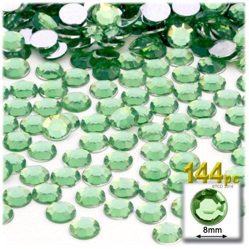 8 Mm Light Green - 6
