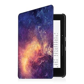 Fintie Funda para Kindle Voyage - Súper Thin Case Cover Carcasa con Función de Auto-Sueño/Estela para Amazon Kindle Voyage 6