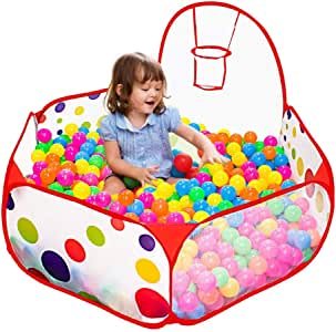 Amazon Com Eocolz Ball Pits For Toddlers Baby Ball Pit