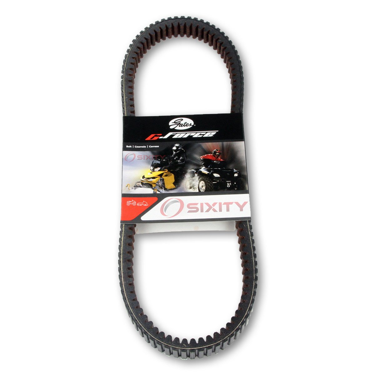 Gates Drive Belt 2013-2015 Polaris Ranger 900 XP G-Force Kevlar Aramid CVT OEM Upgrade Heavy Duty