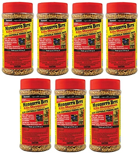 Mosquito Bits Quick Kill Multiple Insects 8 Oz (Bits Mosquito Kill Quick)